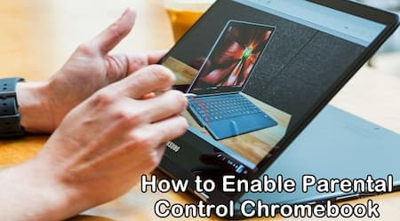 set up a Chromebook for your child