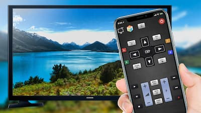 Use iPhone As TV Remote